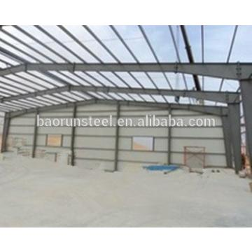 Steel Structures light steel structure eps sandwich panel workshop