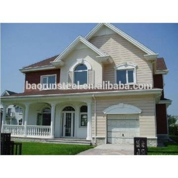 Baorun economic steel structure prefabricated concrete house