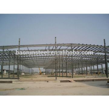 prefabricated steel warehouse