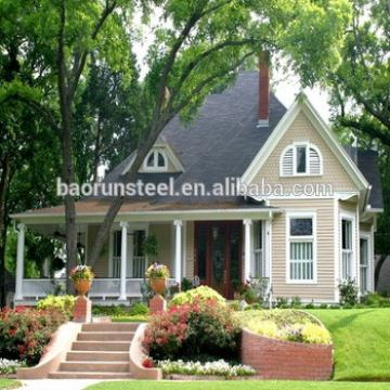 baorun Simple Design Prefab Houses