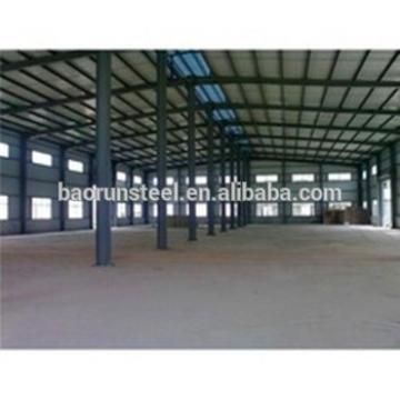 Sloping roof prefab modular Warehouse/shed with ISO certification