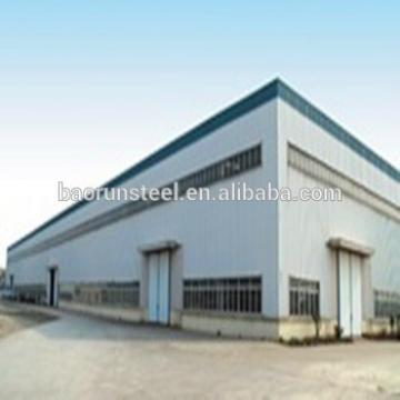 High quality low cost warehouse steel price for prefabricated light steel strutural warehouse