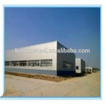 Main produce Beautiful low cost steel framework ready made warehouse