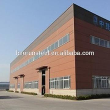 Main prefab EPS sandwich panels factory Warehouses sale in poland