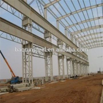 Main Prefabricated Light Weight Quick Build Warehouse