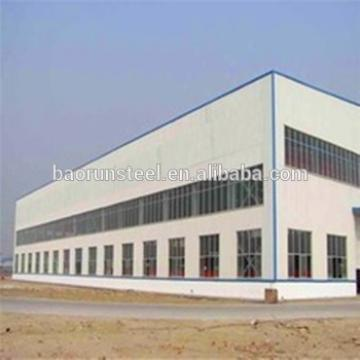 Prefabricated steel garages steel industrial building steel metal workshop