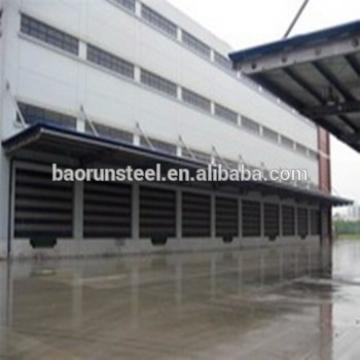 Prefabricated light steel frame construction metal structure warehouse