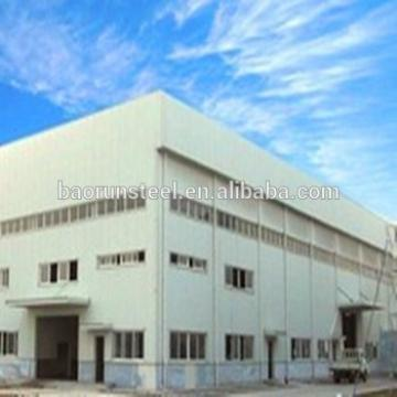 Prefabricated portable hangar metal workshops for sale mini warehouse
