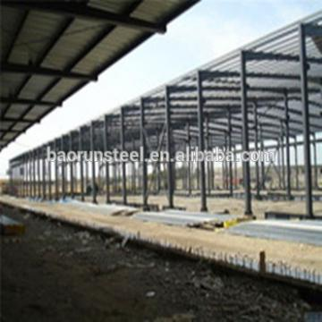 Main prefab warehouse building roof construction materials