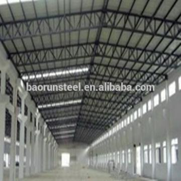 Manufacture prebuilt light steel warehouses framework price on sale