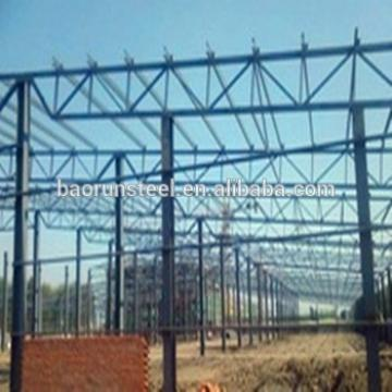 Manufacture and design structural steel weight chart light steel structure warehouse