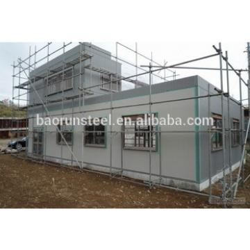 1 Storey Prefab steel frame structure houses/building