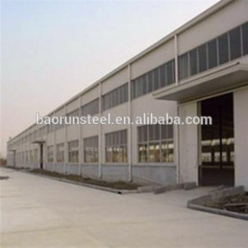 Hot Sale China Fabrication Modular Steel Structure Metal Frame Workshop