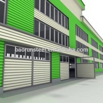 Hot Sale Prefabrication Steel Structure Modern Cheap Prefab Garage