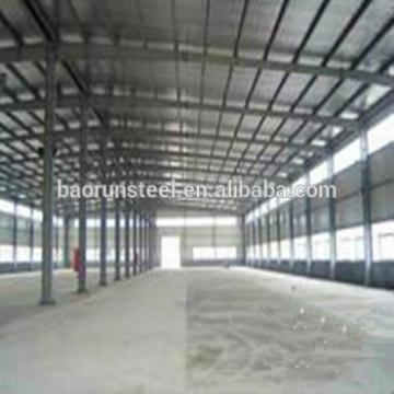 Reasonable price ISO & CE Certification Prefabricated Steel Structure Metal Warehouse Building Material