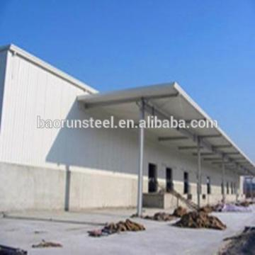 Reasonable price Light Frame Low Cost Prefab Steel Structure Workshop Design