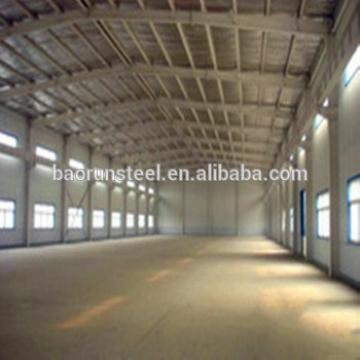 Hot Sale New Design prefabricated steel/aircraft hangar with high quality