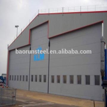 Low cost Arch Steel Space Frame For Warehouse Building