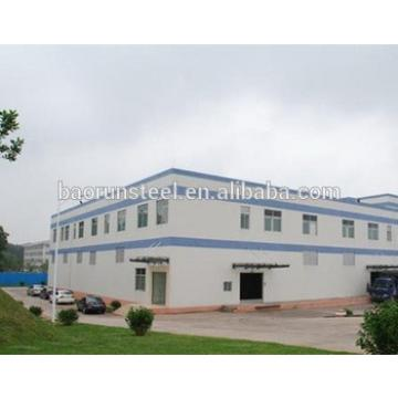baorun professional steel structure workshop / warehouse / storage / shed building design