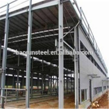 2015 Good Design High Quality Prefab Steel Warehouse Galvanized Truss