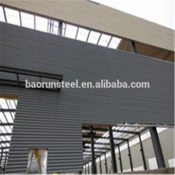 Light Weight Solar Steel Structure From Alibaba Supplier