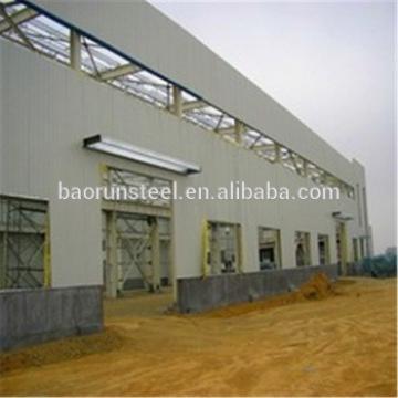 Professional design structural steel frame workshop /construction steel shed/prefabricated warehouse