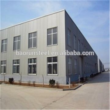 Steel structure workshop equipment/galvanized steel construction warehouse