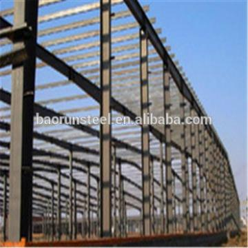 Customized Steel Struture Warehouse Prefabricated Sheds