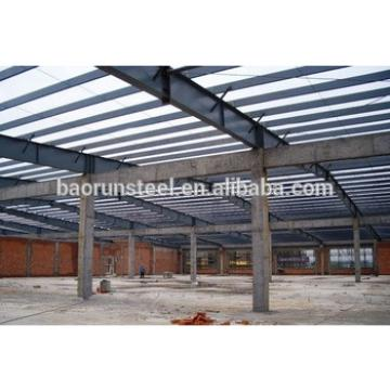 prefab steel warehouse
