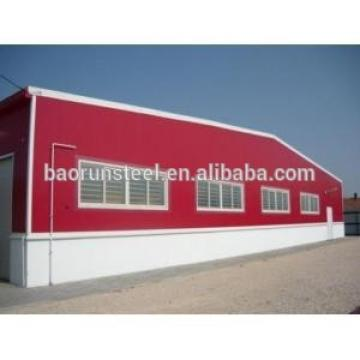 heavy steel structure Prefabricated agricultural shed/farm shed
