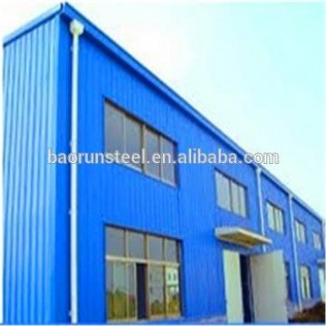 light steel frame support part structure for steel structure fabricated warehouse