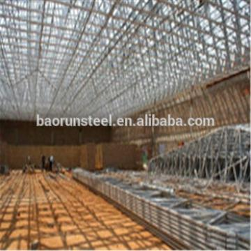 Cost-effective construction design steel frame structure wide span steel structure building