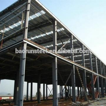 lighter-steel-frame building