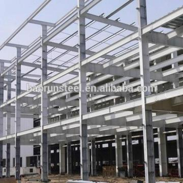 multi-storey steel structure garage