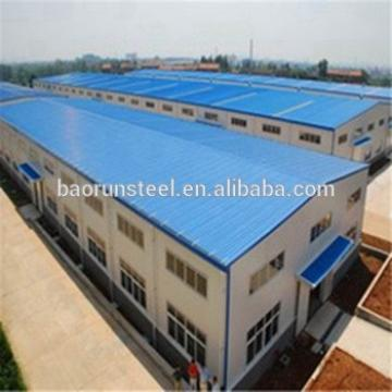 Steel structure for warehouse/work shop/ steel structure design