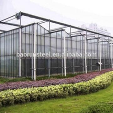 space frame steel structure for greenhouse steel structure