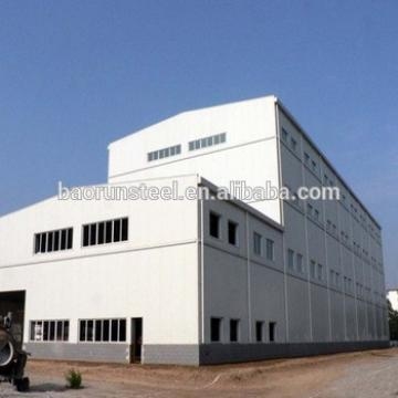 baorun Fireproof Energy Saving Eps Cement Sandwich Panel for Prefab Villas houses