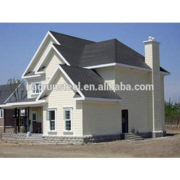 Europe style prefabricated module house