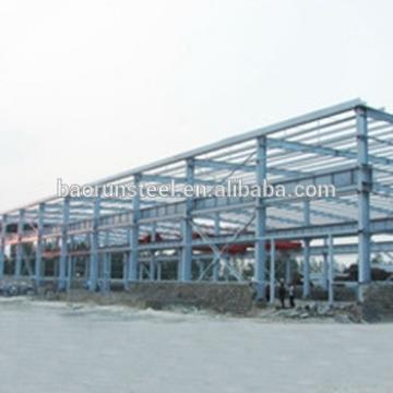 Prefabricated light steel structure warehouse modular warehouse building