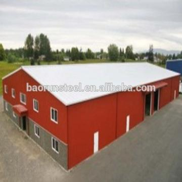 New design france steel warehouse prefab steel warehouse