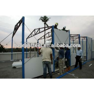 Excellent Quality Multipurpose Economical prefabricated light steelstructure warehouse