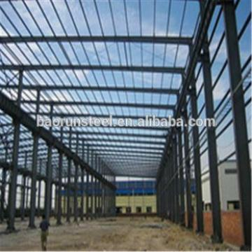 Lowest price steel structure industrial building steel warehouse shed