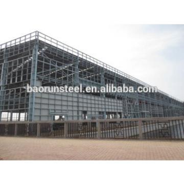 Durable modern modular House Galvanized steel structure prefab