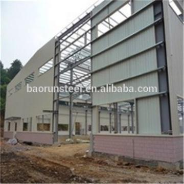 Fast construction steel frame prefab kit home