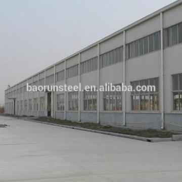 2 Storey Light Gauge Steel Framing House Environmental Friendly