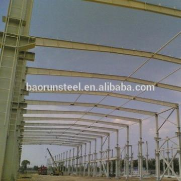 Light Steel Structure Workshop/Warehouse Building Design