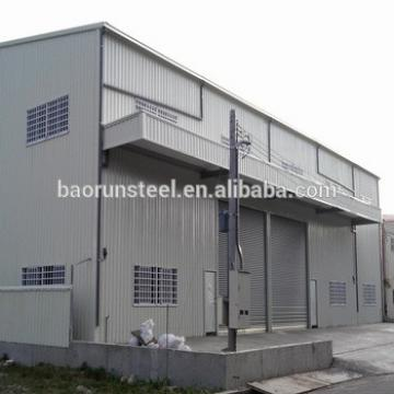 Light Gauge Steel Frame House in 2 Storey