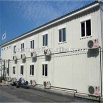 construction design used prefabricated warehouse with competitive price exported to South America