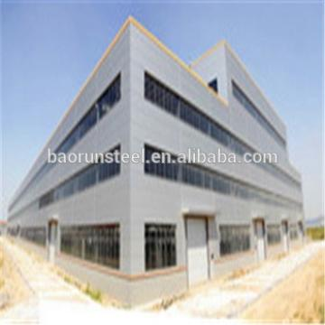 ISO certifcation prefabricated light steel structure warehouse drawings/steel structure warehouse shed