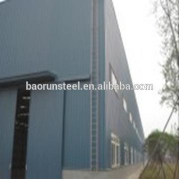 High quality and low budget steel prefabricated warehouse,cold storage warehouse construction